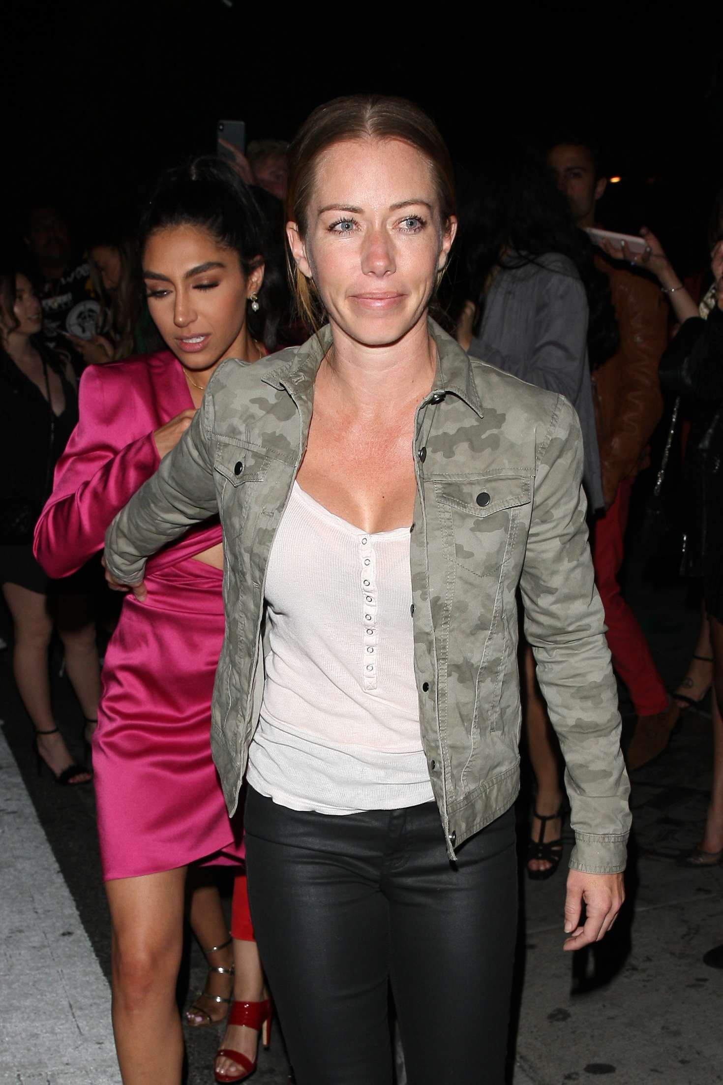 Kendra Wilkinson at Poppy Club in West Hollywood