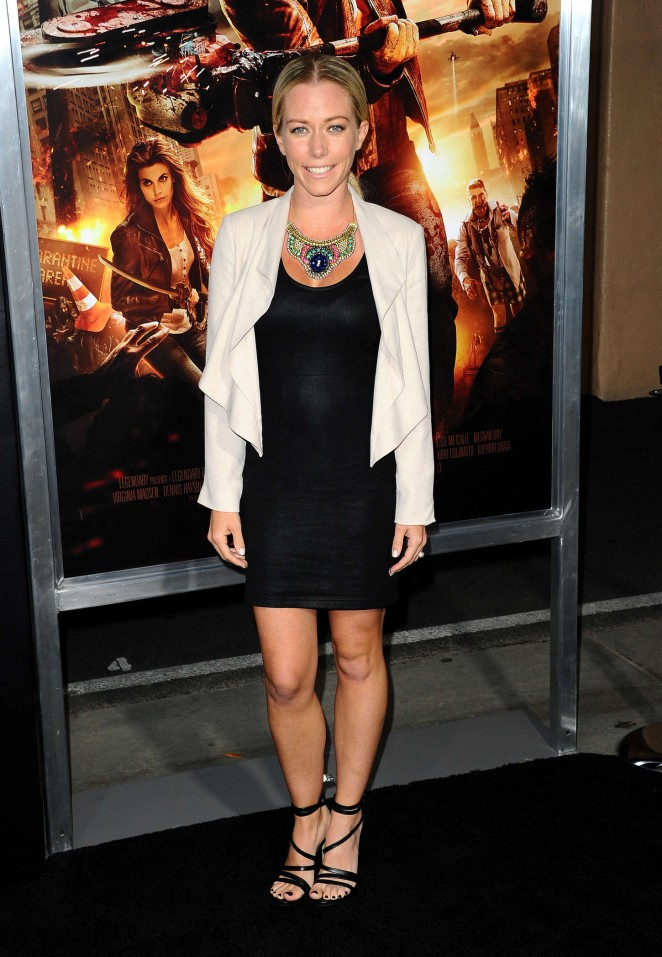 "Kendra Wilkinson - ""Dead Rising: Watchtower"" Premiere in Culver City"