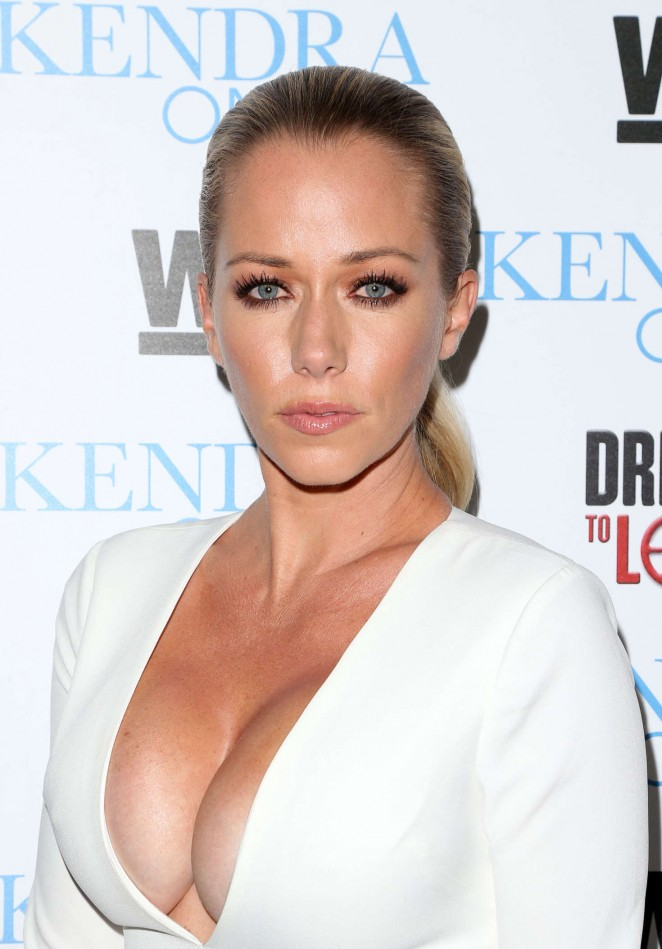 Kendra Wilkinson - 'Driven to Love' Event Celebrating in Los Angeles