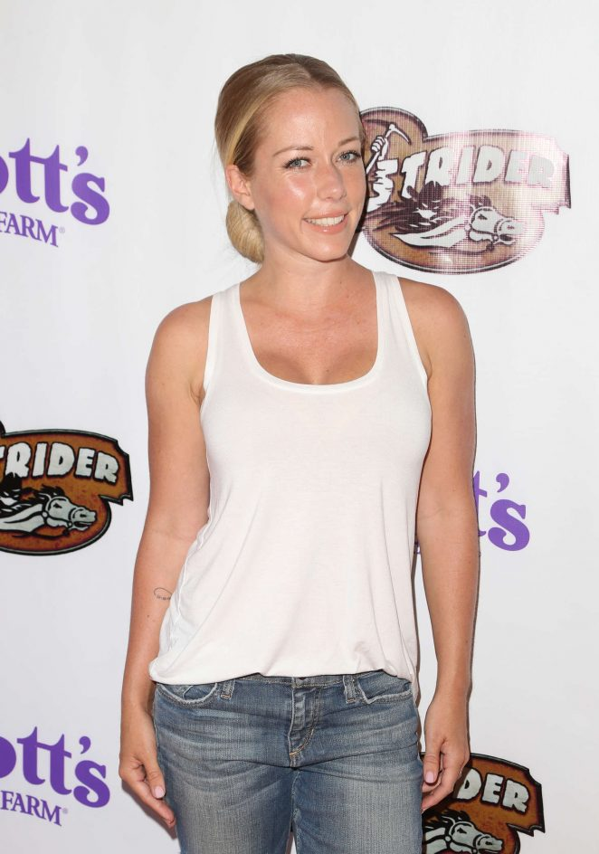 Kendra Wilkinson - GhostRider Reopening at Knott's Berry Farm in Buena Park