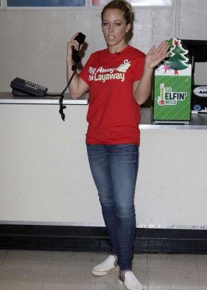 Kendra Wilkinson - Pay Away The Layaway Charity Event in Burbank