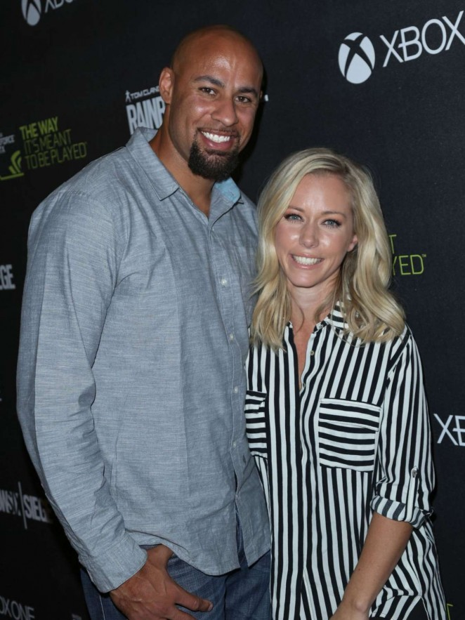 Kendra Wilkinson -  Ubisoft's Siege Day Competition Event in LA