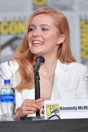 Kennedy McCann - 'Nancy Drew' Panel at 2019 Comic Con in San Diego