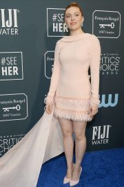 Kennedy McMann - 2020 Critics Choice Awards in Santa Monica