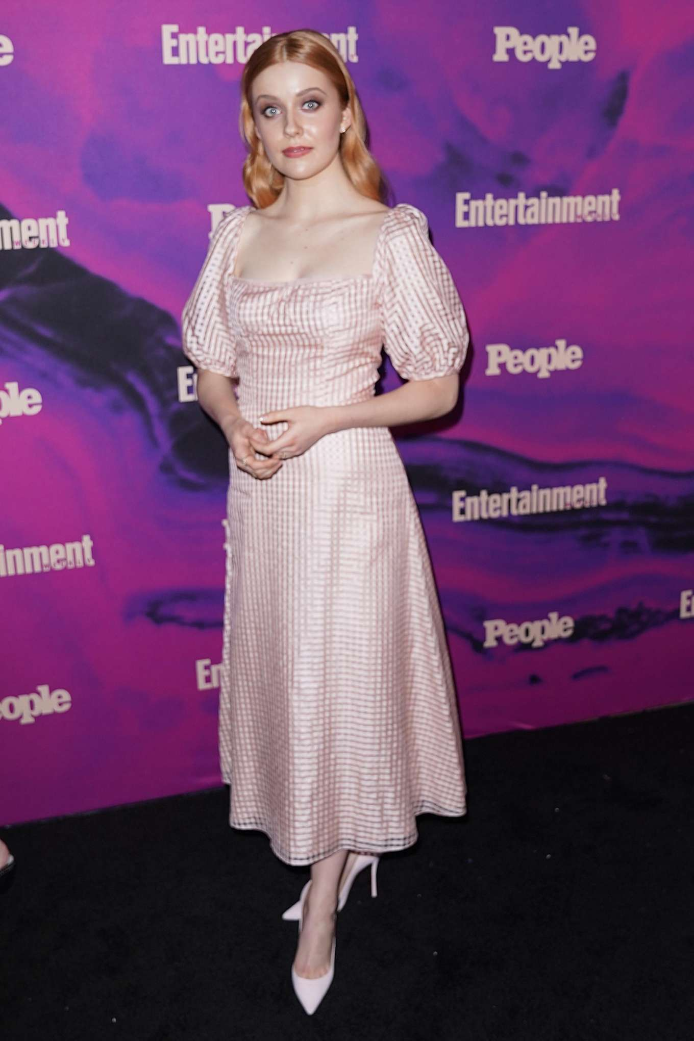Kennedy McMann 2019 : Kennedy McMann: Entertainment Weekly & PEOPLE New York Upfronts Party-01
