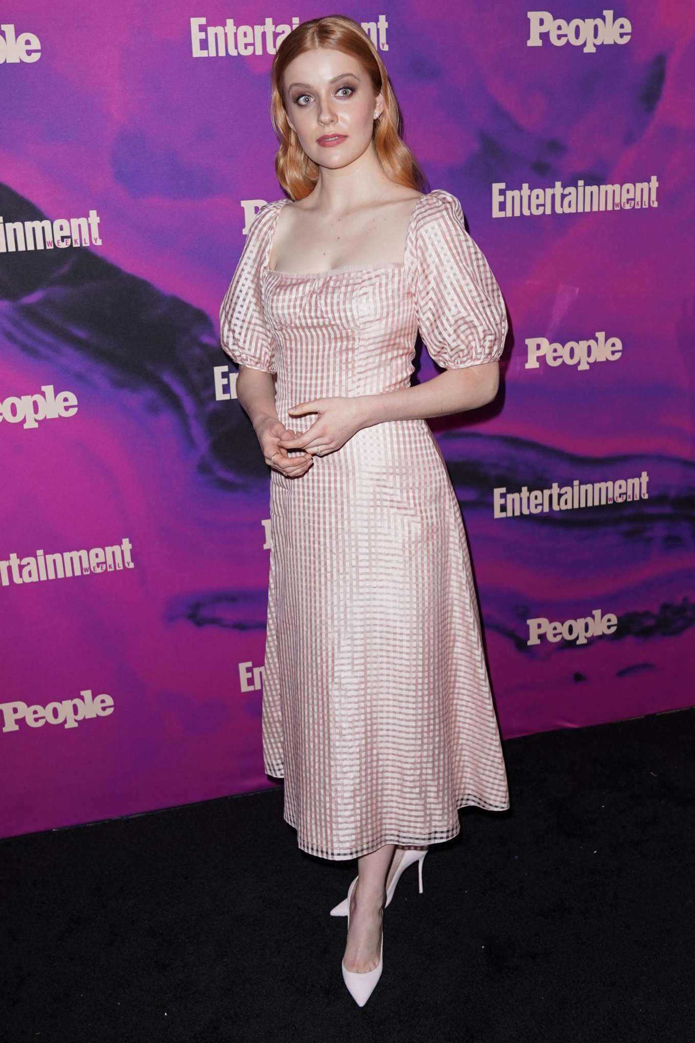 Kennedy McMann 2019 : Kennedy McMann: Entertainment Weekly & PEOPLE New York Upfronts Party-04