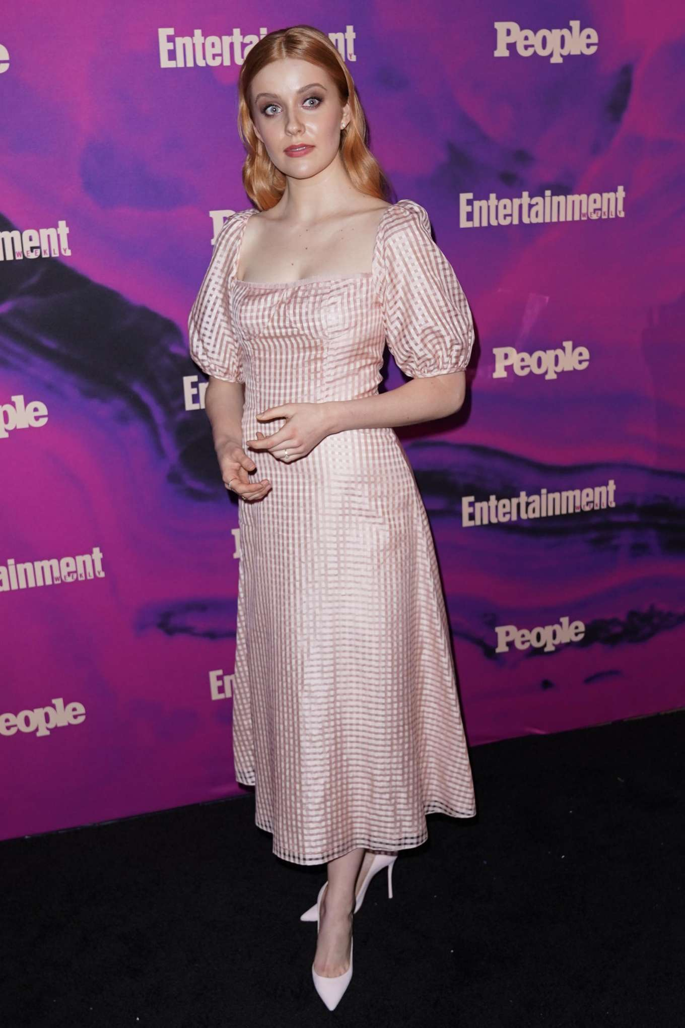Kennedy McMann 2019 : Kennedy McMann: Entertainment Weekly & PEOPLE New York Upfronts Party-06