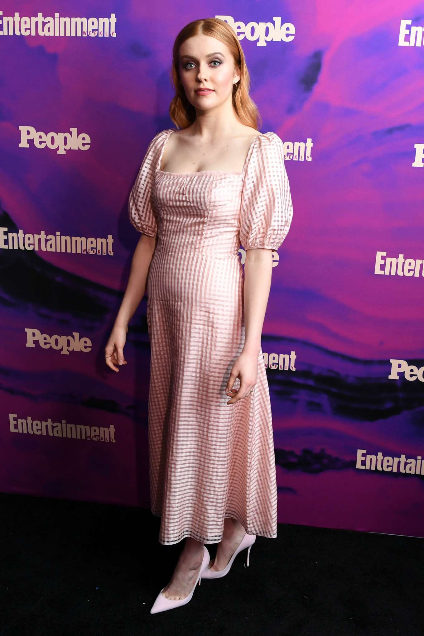 Kennedy McMann 2019 : Kennedy McMann: Entertainment Weekly & PEOPLE New York Upfronts Party-07