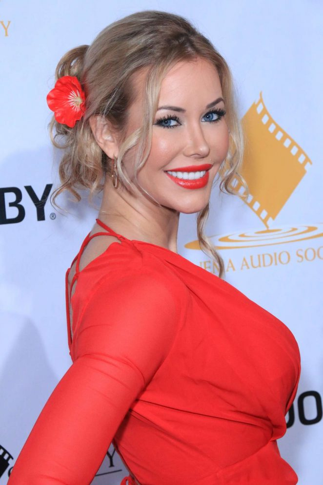 Kennedy Summers – 2018 Cinema Audio Society Awards in Los Angeles