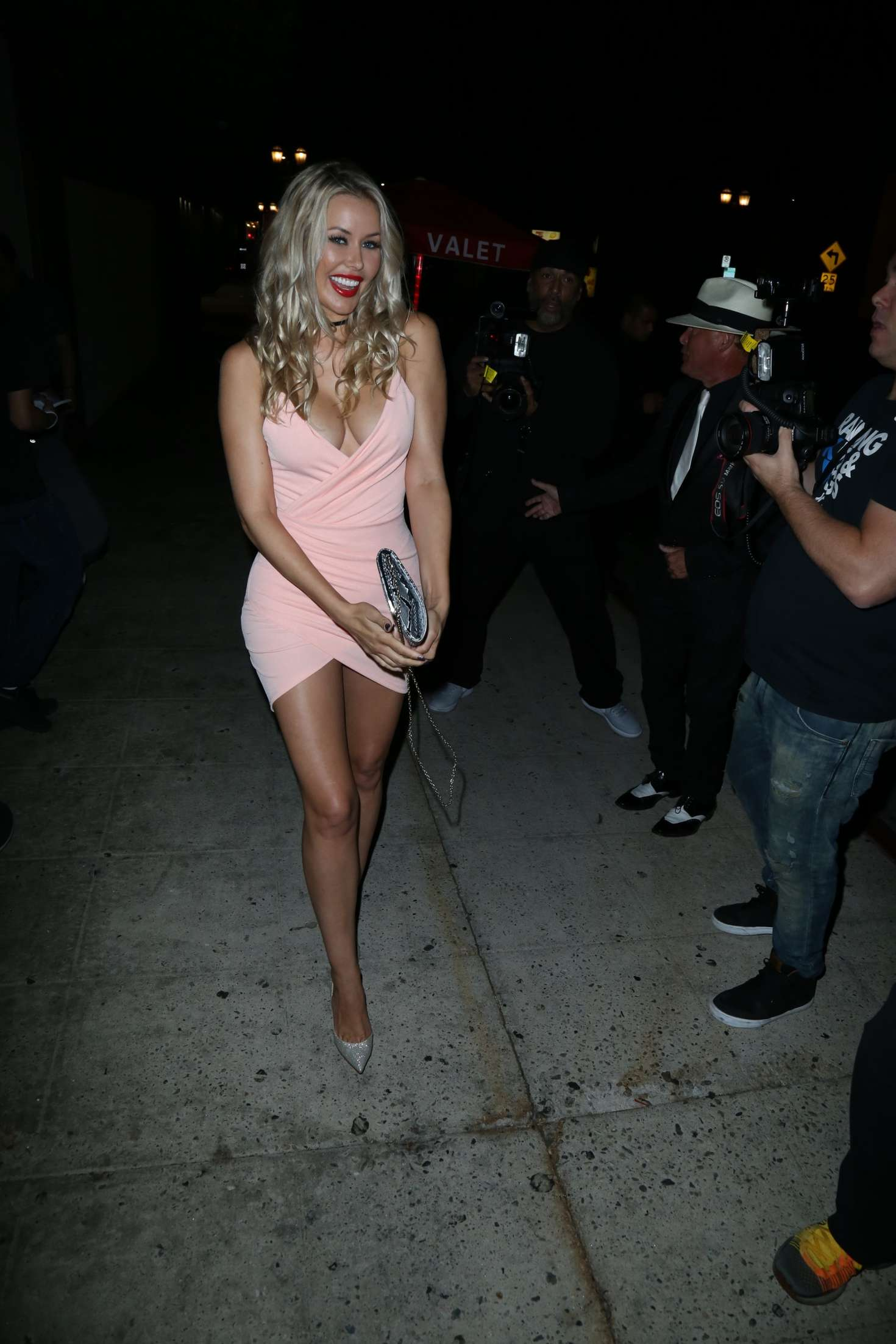Kennedy Summers 2016 : Kennedy Summers at Le Jardin Nightclub -15