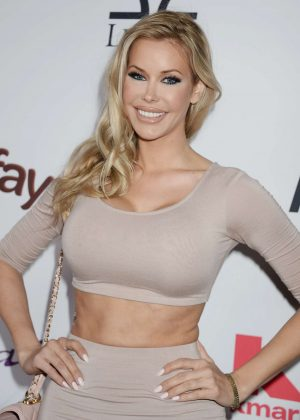 Kennedy Summers - OK! Magazine's Pre-Oscar Party in Los Angeles