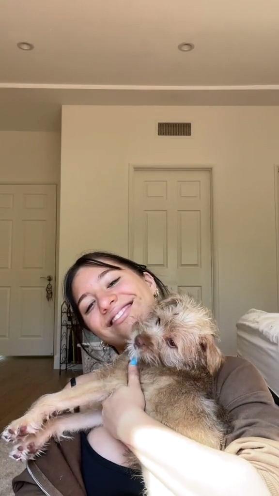 Mackenzie Ziegler 2021 : Kenzie Ziegler (Mackenzie) – Social media-04