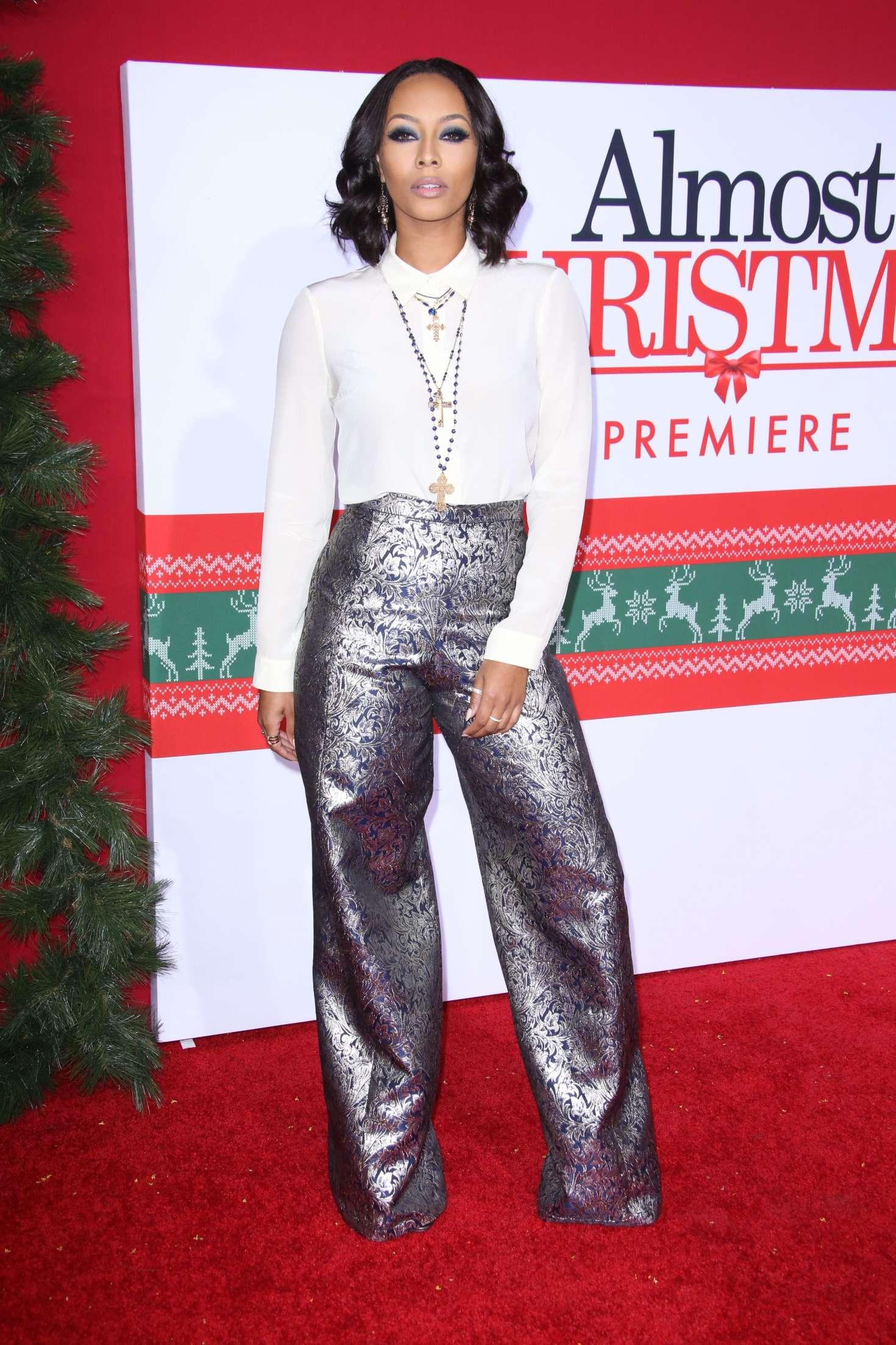 Keri Hilson: Almost Christmas Premiere -15 - GotCeleb