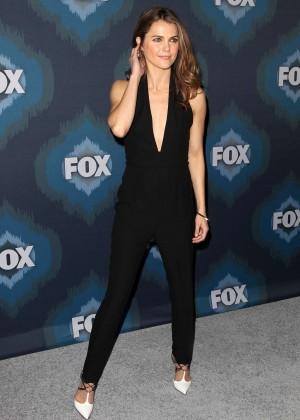 Keri Russell - 2015 Fox All-Star Party in Pasadena