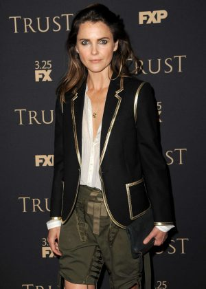 Keri Russell - 2018 FX All-Star Party in New York