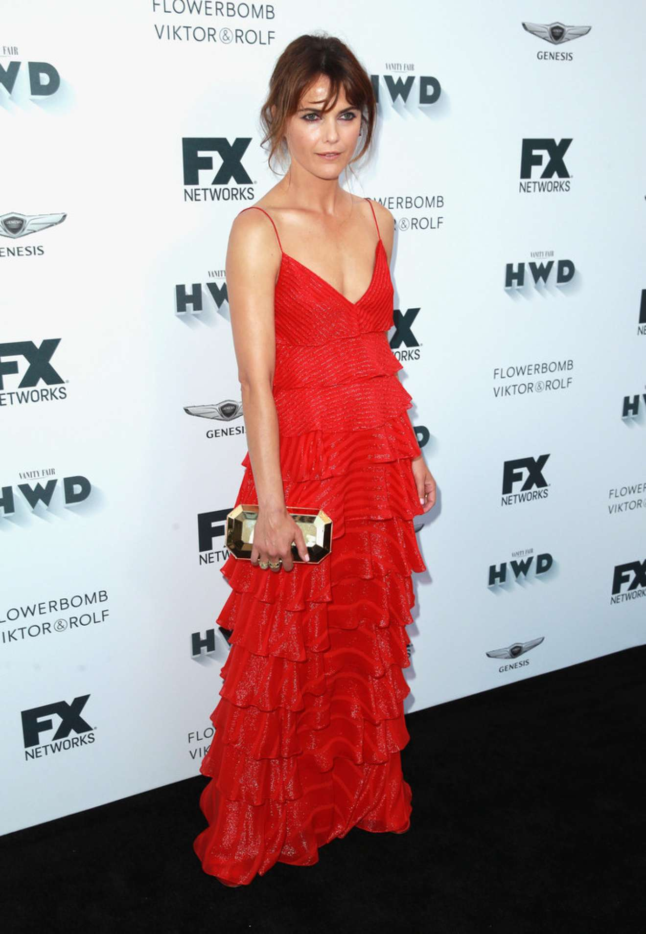 Keri Russell - FX and Vanity Fair Emmy Celebration in ...