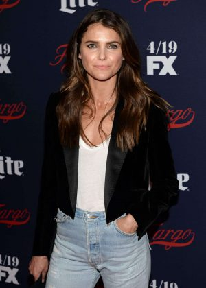 Keri Russell - FX Network 2017 All-Star Upfront in NYC