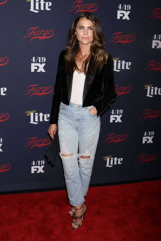 Keri Russell: FX Network 2017 All-Star Upfront -14