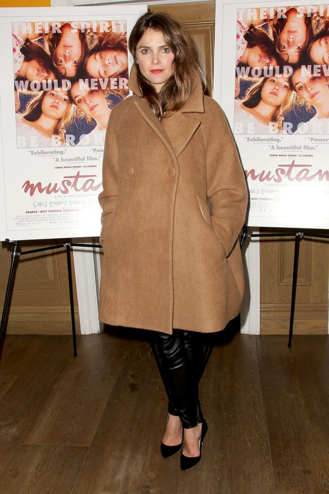 Keri Russell - 'Mustang' Screening in NYC