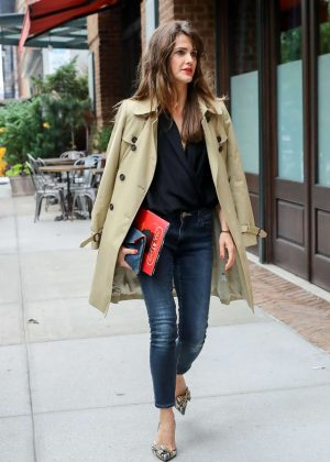 Keri Russell - Out and about in New York