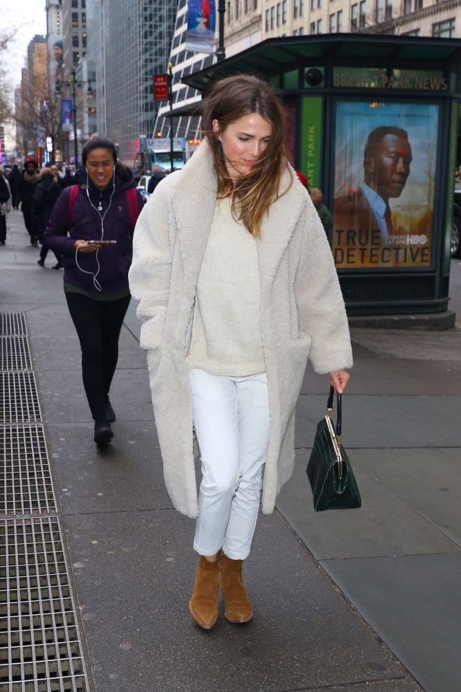 Keri Russell: Out and about in NYC -04