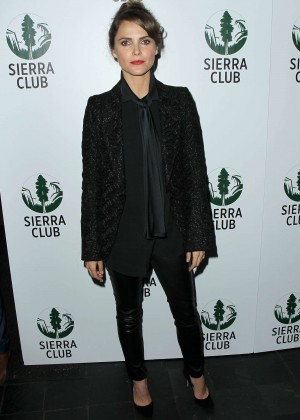 Keri Russell - Sierra Club's Act In Paris A Night Of Comedy And Climate Action in NY