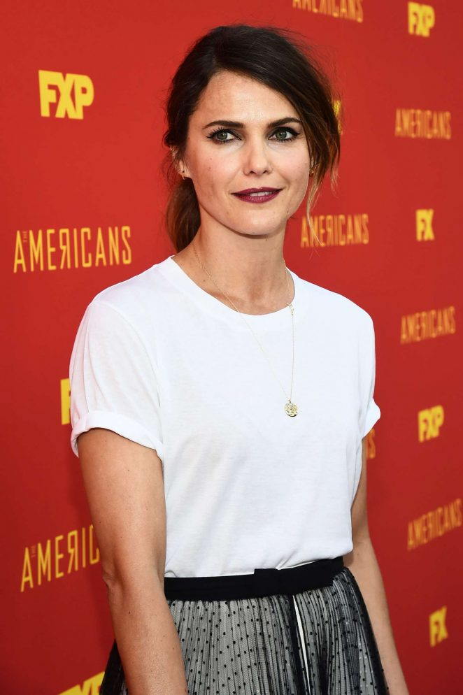 Keri Russell - 'The Americans' FYC Event in Los Angeles