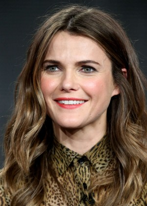 """Keri Russell - """"The Americans"""" Panael at the TCA Press Tour in Pasadena"""