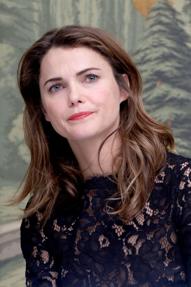 "Keri Russell - ""The Americans"" Press Conference Portraits in NY"