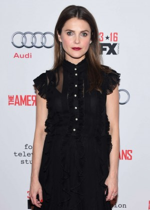 Keri Russell - 'The Americans' Season 4 Premiere in NYC