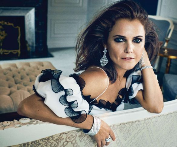 Keri Russell - Town & Country Magazine (December 2019/January 2020)