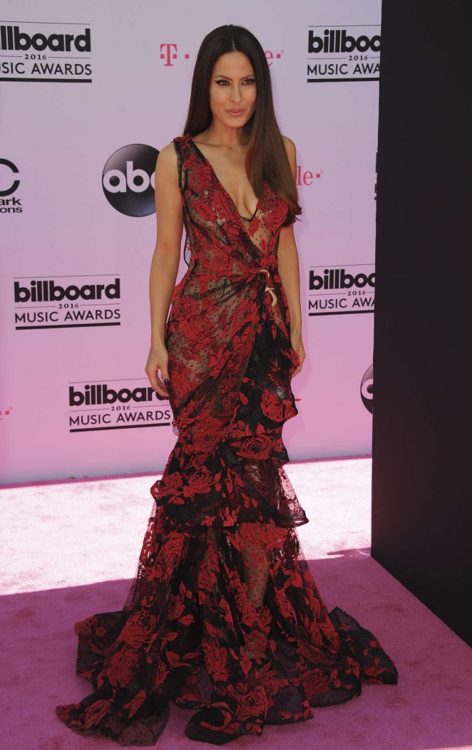 Kerri Kasem - 2016 Billboard Music Awards in Las Vegas
