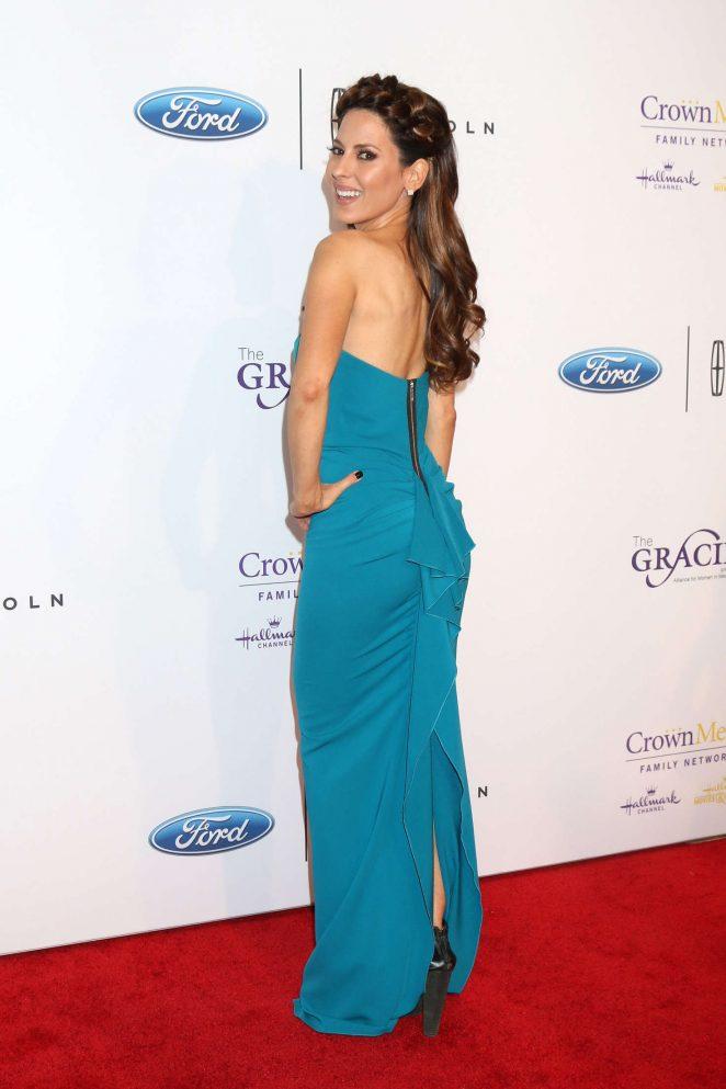 Kerri Kasem: 41st Annual Gracie Awards Gala -05 - GotCeleb