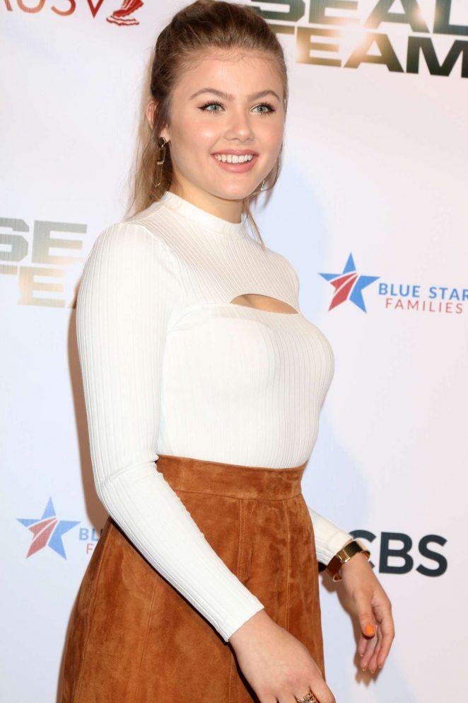 Kerri Medders – 'Seal Team' Season 2 Premiere in Los Angeles