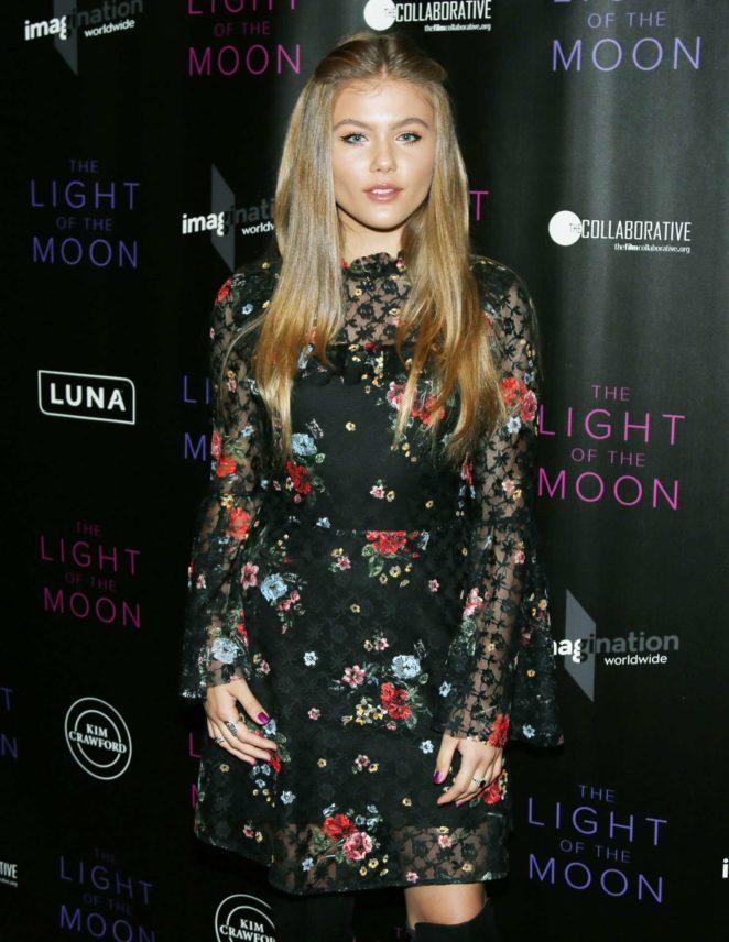Kerri Medders – 'The Light of the Moon' Premiere in Los Angeles