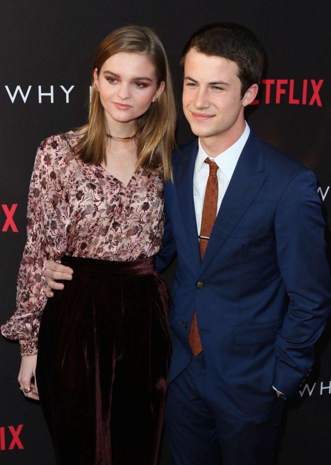 Kerris Dorsey - '13 Reasons Why' TV Series Premiere in Los Angeles