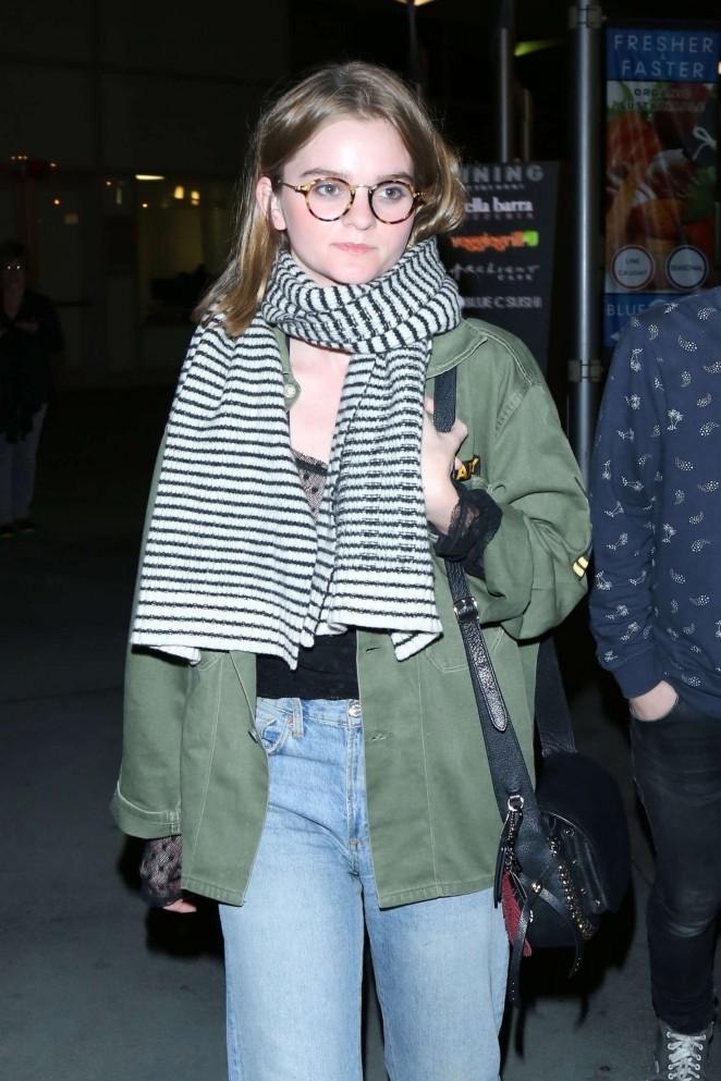 Kerris Dorsey – Arrives at ArcLight Cinemas in Los Angeles