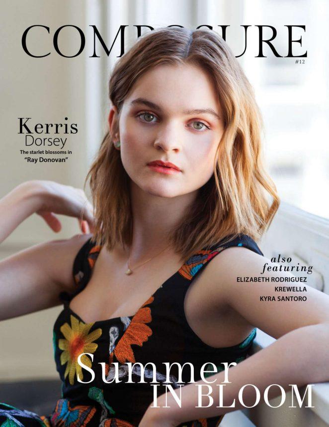 Kerris Dorsey - Compusure Magazine 2016