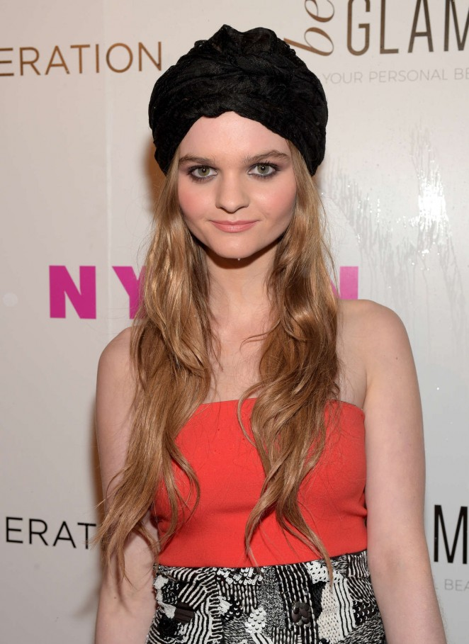 Kerris Dorsey: NYLON Young Hollywood Party 2015 -02