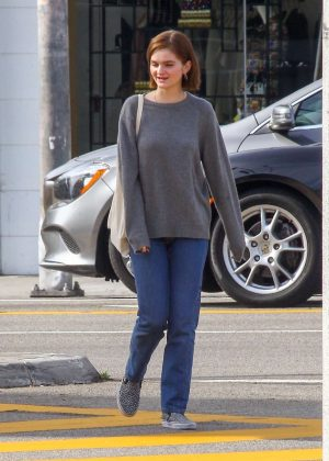 Kerris Dorsey - Out in West Hollywood