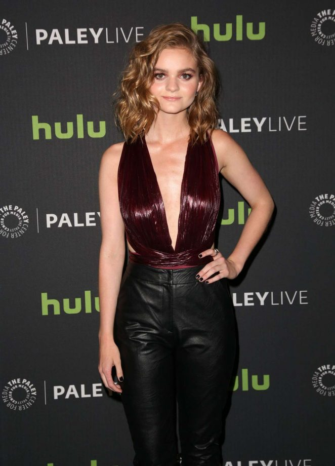 Kerris Dorsey – PaleyLive LA: An Evening With Ray Donovan TV series in Beverly Hills