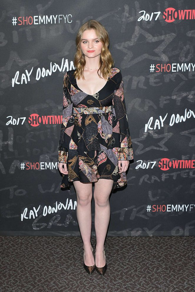 Kerris Dorsey: Ray Donovan TV show season 4 Event -17