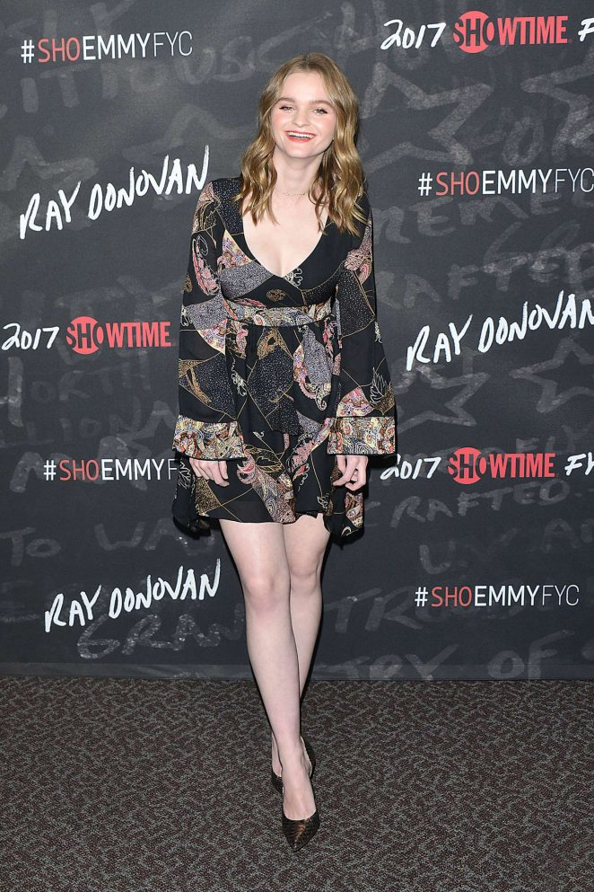 Kerris Dorsey: Ray Donovan TV show season 4 Event -23
