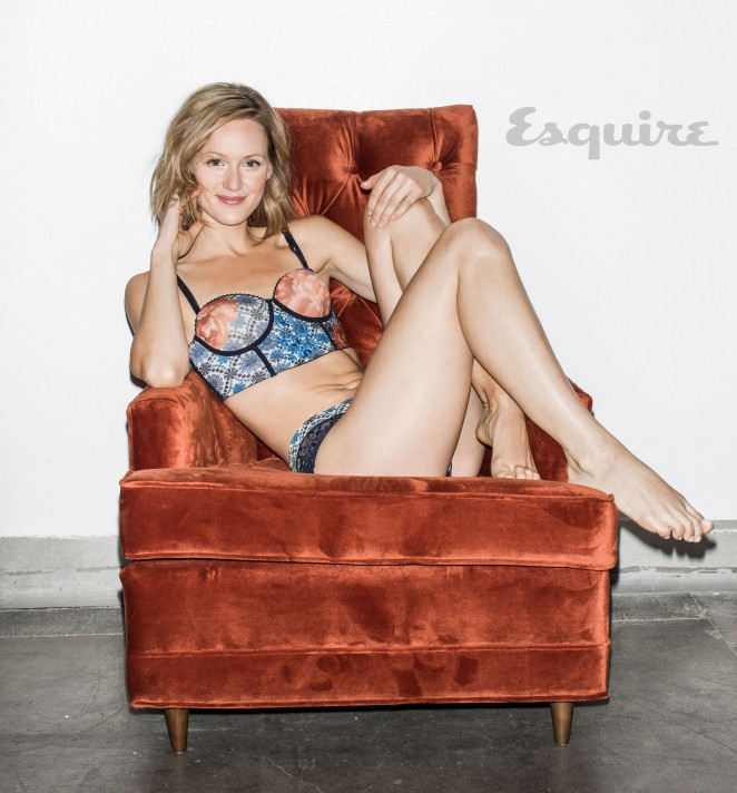 Kerry Bishe - Esquire Magazine (May 2015) adds