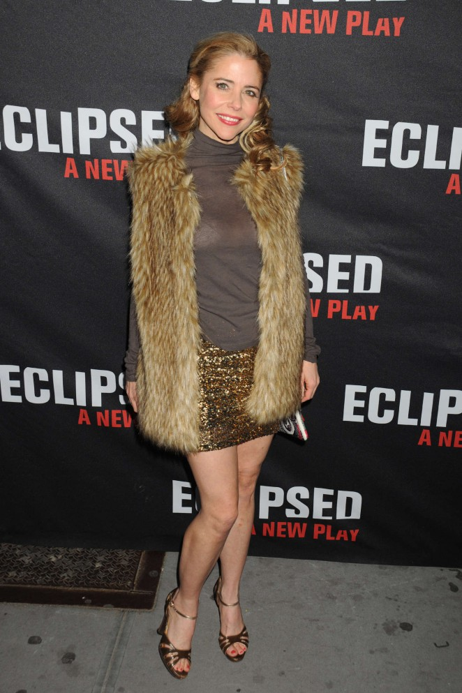Kerry Butler - Eclipsed Broadway Opening Night in NY
