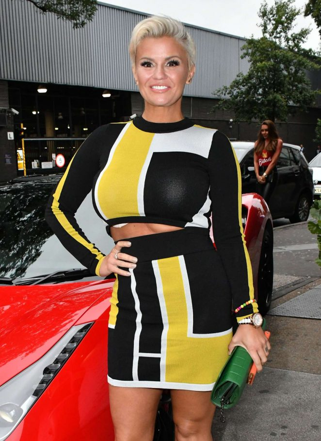 Kerry Katona - Ester Dee 'All About the Beach' Launch Party in London