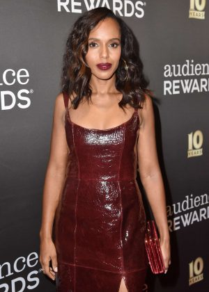Kerry Washington - 10th Anniversary of Audience Rewards in New York