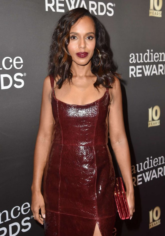 Kerry Washington – 10th Anniversary of Audience Rewards in New York