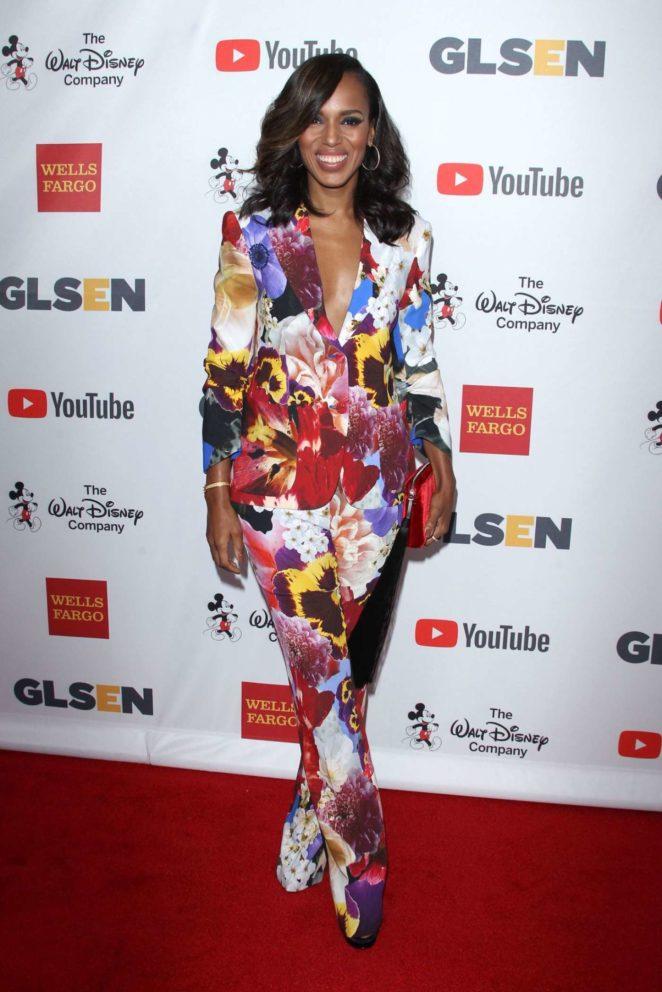 Kerry Washington - 2017 GLSEN Respect Awards in Los Angeles