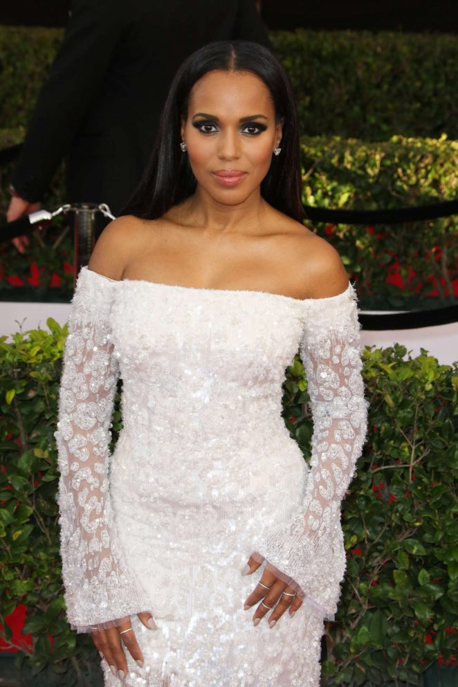 Kerry Washington - 2017 Screen Actors Guild Awards in Los Angeles